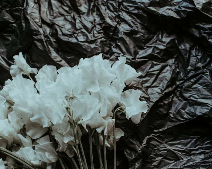 bags and flowers