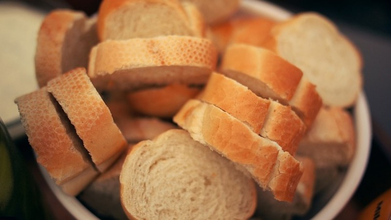 bread  - Frugal Little Odds and Ends For The Pantry