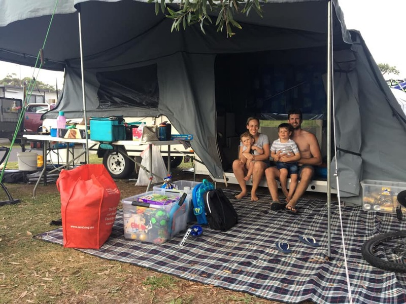 Camping with Kids: 6 Tips for Happy Campers