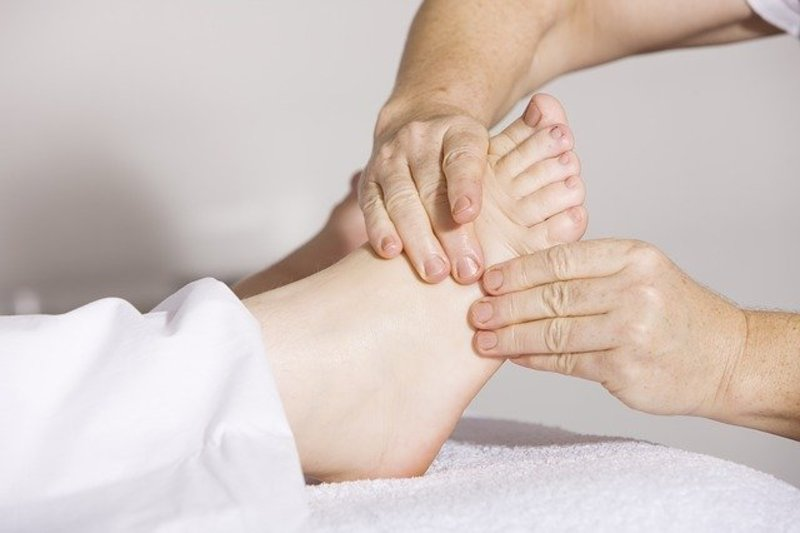 foot  - Home Remedies For Arthritis And Joint Pains