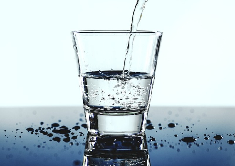 glass of water  - Daily Water Intake