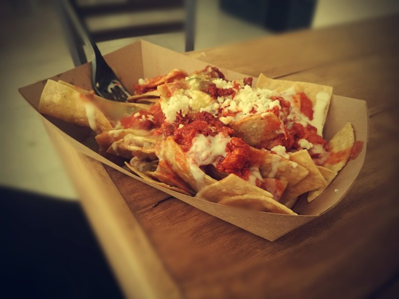 nachos  - No More Ball Parks Just For These