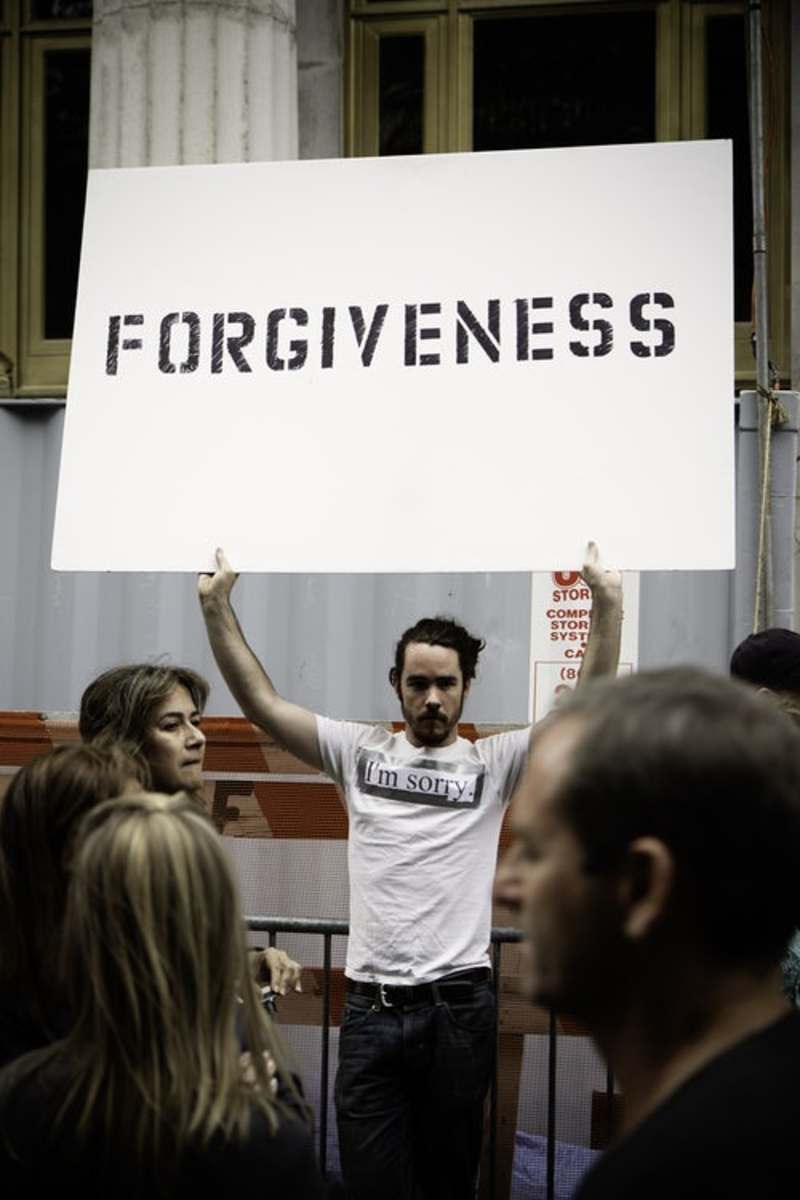 How To Become A Forgiving Person